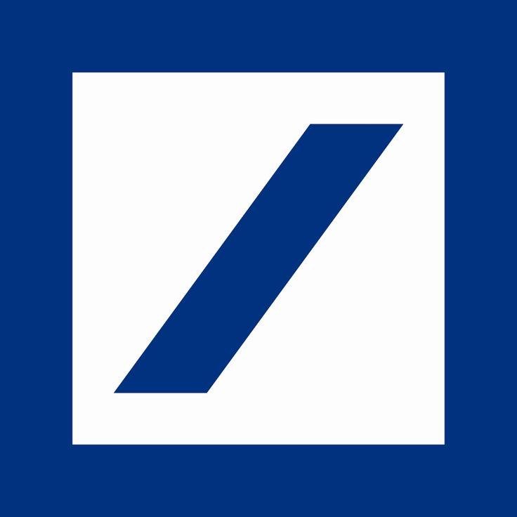 Anton Stankowski: Deutsche Bank logo, 1974 @Kristin Cowling @design @Jonathan Nafarrete Nafarrete Nesci @Cassandra Dowman Dowman Power @INDI Interiors Dy