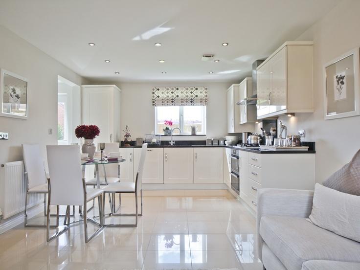 Chatsworth kitchen diner