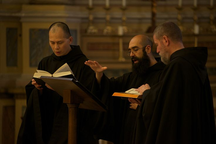 """The Benedictine Monks of Norcia spend their lives in prayer and labor – """"ora et labora"""" – chanting the psalms and producing crafts to support themselves. This week, they also released an album meant to share their prayer with the world – music, they say, that has what your soul needs."""