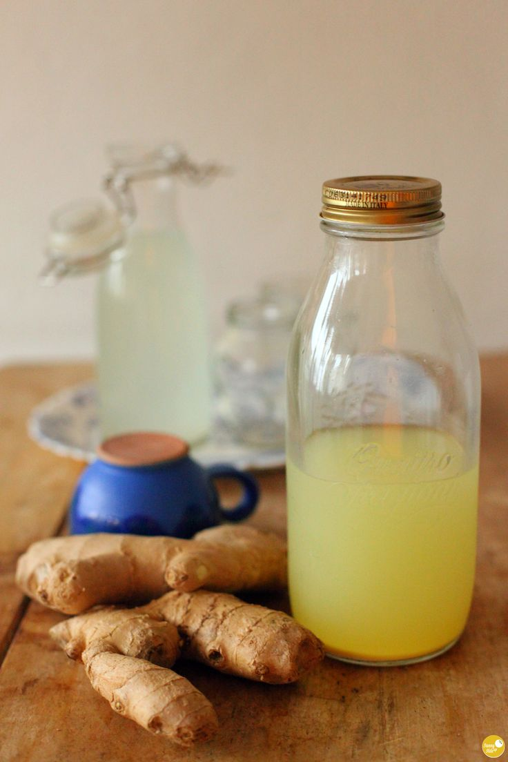it's GINGERADE time! the perfect time to fight cold, flu and overall bad mood! did you know that ginger + lemon + honey = <3 ? :D