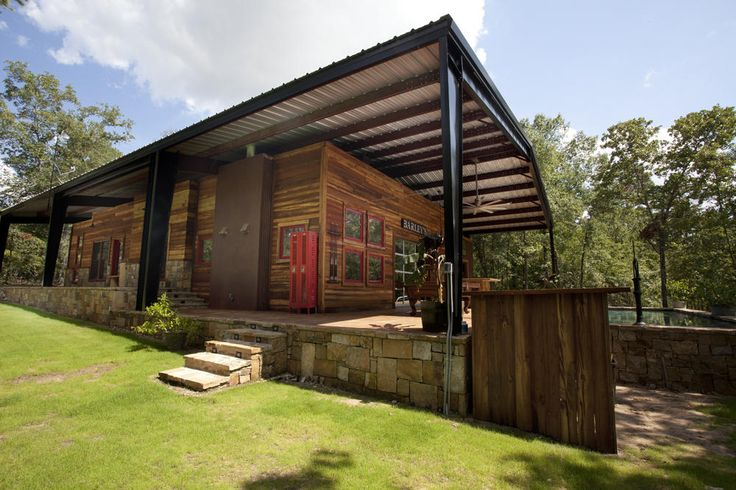25 best ideas about metal building houses on pinterest for Metal barn homes texas
