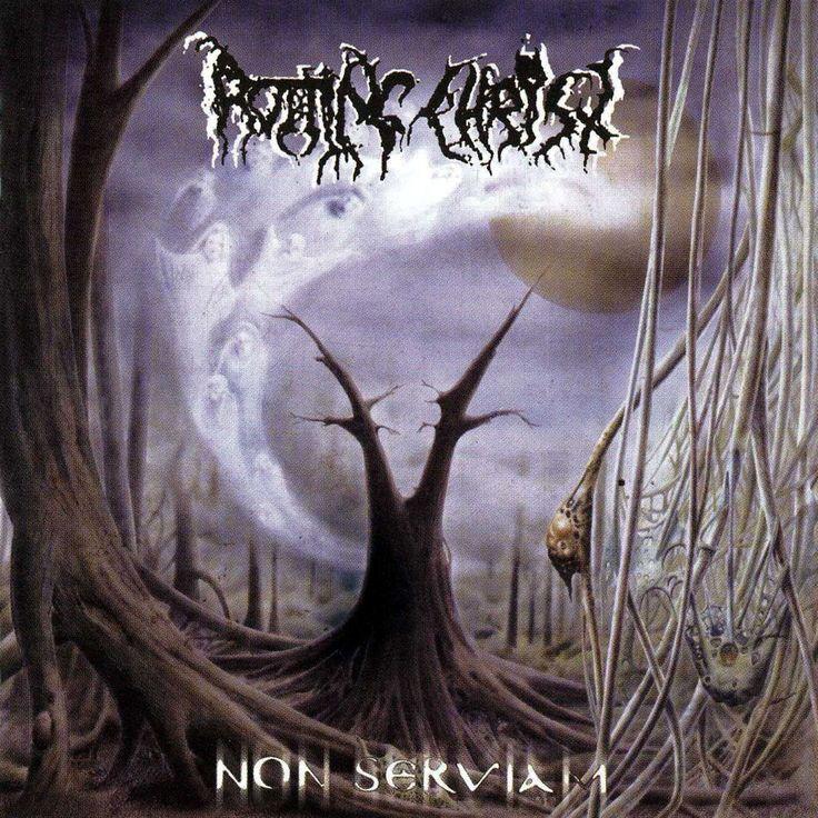 Rotting Christ - 1994 - Non Serviam