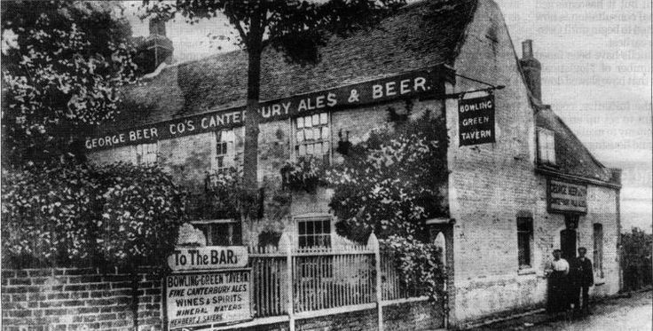The Bowling Green Tavern Deal, Kent 1905