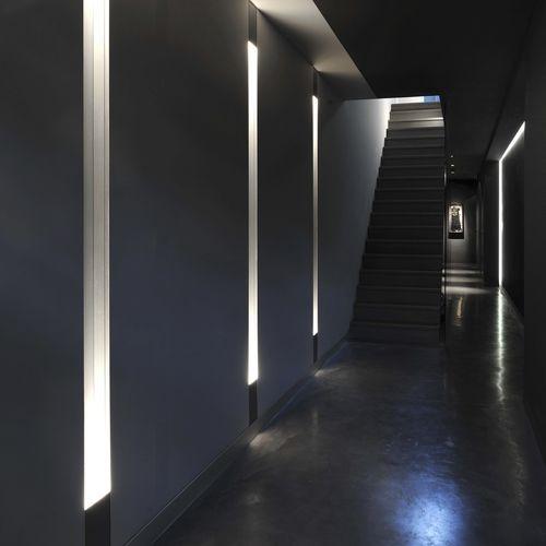 Decke-Beleuchtungsprofil / Einbau / HID / Halogen DOLMA 145 KREON
