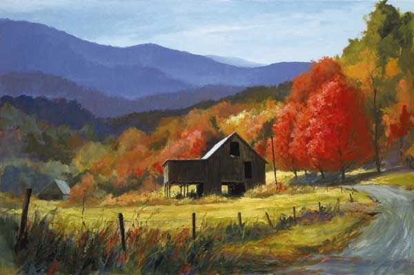 """""""Tennessee Heritage"""" The Official Jim Gray Gallery Website"""