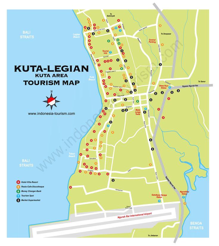 19 best bali maps images on pinterest bali indonesia bali trip kuta map gumiabroncs Choice Image