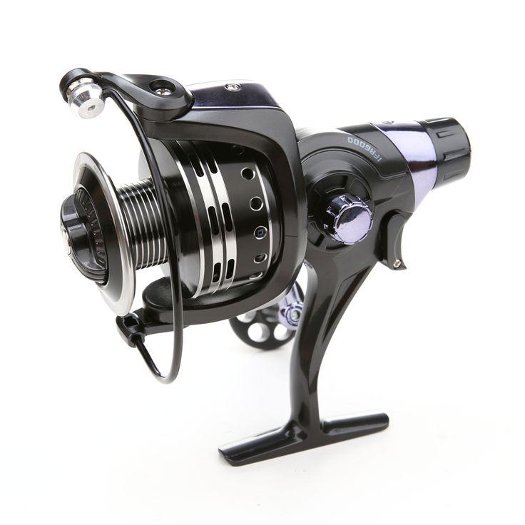 Ultra-thin Carretes de pesca lightweight Adjustable Brake fishing Reels Spinning Wheel for Fishing Line Alarm Alarming