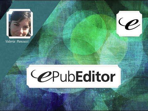 App per prof #57 EPUB EDITOR (Creazione di Ebook) - YouTube