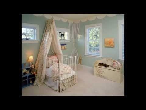 Desain Kamar Tidur Untuk Bayi Tercinta