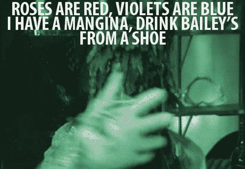 Mighty Boosh Old Gregg Quotes | Happy Valentines Day, everyone!Love, Old Gregg and ...