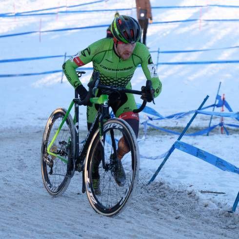 2017 USA Cycling Cyclo-Cross National Championships Elite Men.