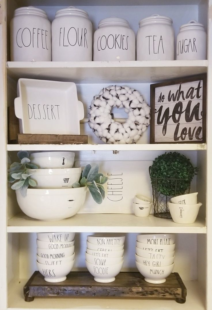 11 best Rae Dunn images on Pinterest | Bowls, Boxes and Canisters