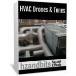 Hvac Drones & Tones Sound Effects Pack