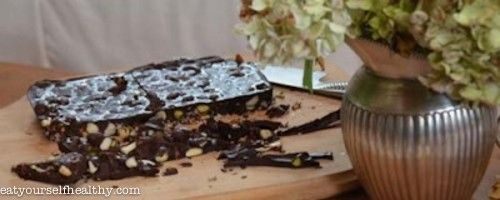 Nothing Naughty Coconut Rocky Road | Sally Joseph Nutrition and Well Being