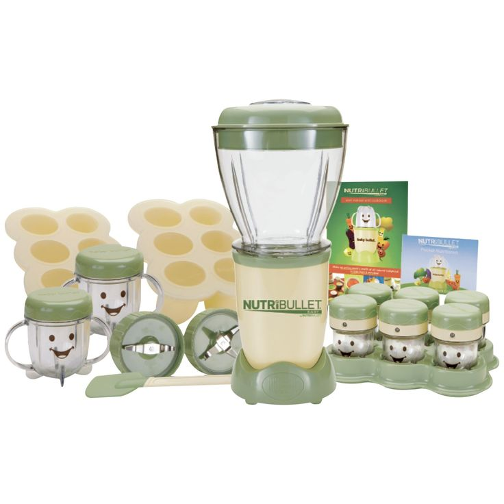 Buy NutriBullet Baby Food Processor from our Food Processors range at John Lewis. Free Delivery on orders over £50.