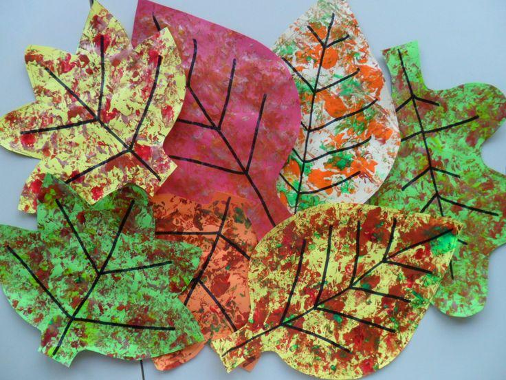 Créer une envolée de feuilles d'automne pour les fenêtres
