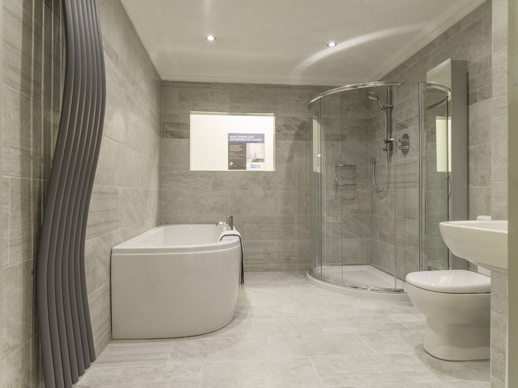 Buildbase Bathroom Showrooms