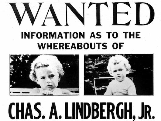 what happened to the lindbergh baby And what about charles lindbergh sitting every day at the prosecution table during the whatever happened to benjamin heier miss fane's baby is stolen.