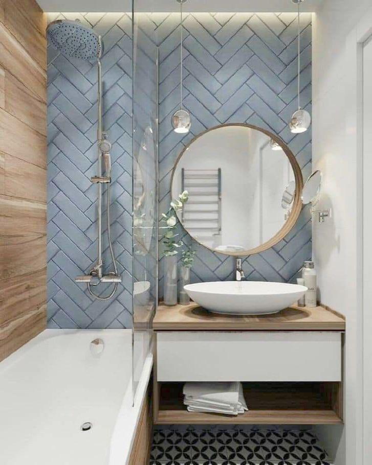 Greenspring Waterfall Widespread Bathroom Sink Faucet Basin Vanity