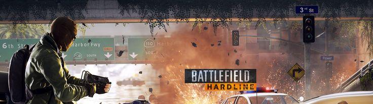 Battlefield Hardline Twitter Header by tHeSenTineL71.deviantart.com on @deviantART