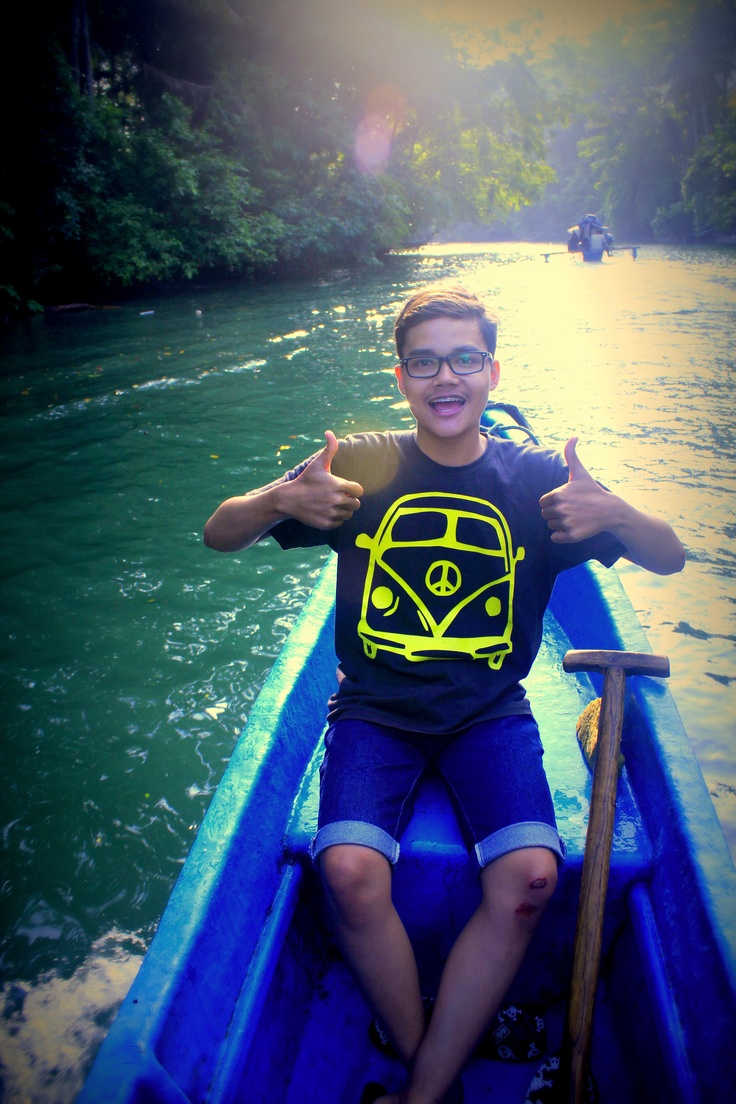 Green Canyon, Pangandaran, West Java, Indonesia <3 me