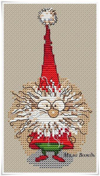 Author's scheme for embroidery Averina Lena. | VK
