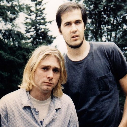 Kurt & Krist, Seattle, August 1993