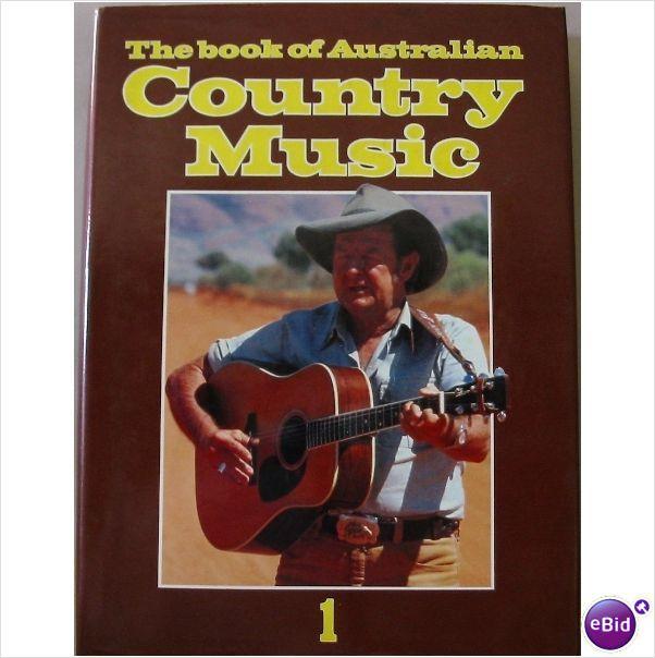 The Book of Australian Country Music H/C on eBid Australia
