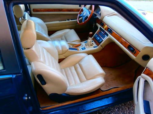 Maserati Ghibli Very Rare Gold edition For Sale (1995)