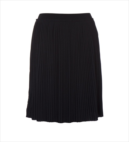 You can never have enough pleated skirts