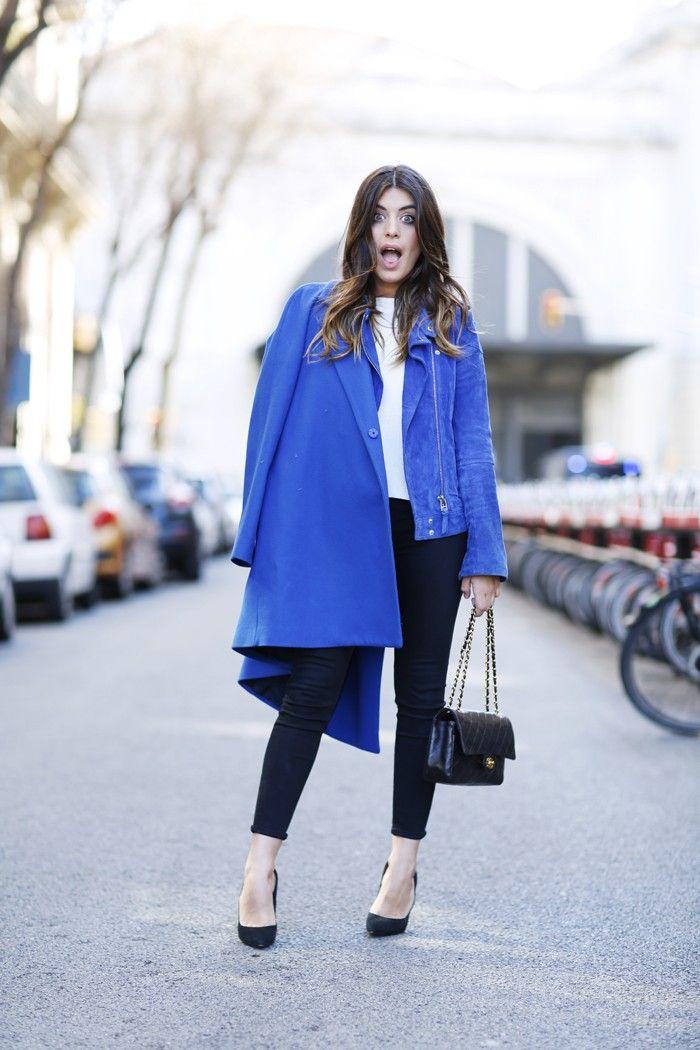 Dulceida: BLUE + BLUE