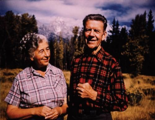 "Happy birthday to Mardy Murie, ""Grandmother of the Conservation Movement"" 