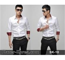 Kemeja Korea – SK-10 IDR 265.000  Fast Response: Email : myblazer2000@gmail.com HP : 087.838.757.898 PIN BB : 295FF7A3