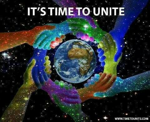 Time to unite as one