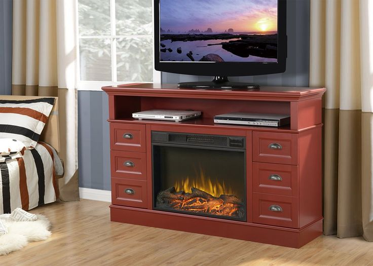 best 25 tv stand with fireplace ideas on pinterest living room decor table entryway decor. Black Bedroom Furniture Sets. Home Design Ideas