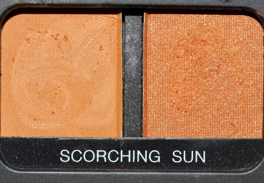 NARS Eyeshadow Duo in Scorching Sun