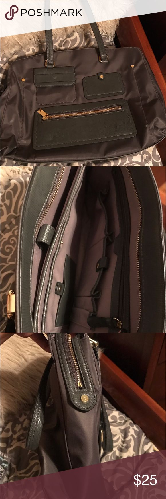 "Stylish laptop purse Never used laptop bag. Many compartments. Cute bag. Believe it can carry up to a 15"" laptop Tutilo Bags Laptop Bags"