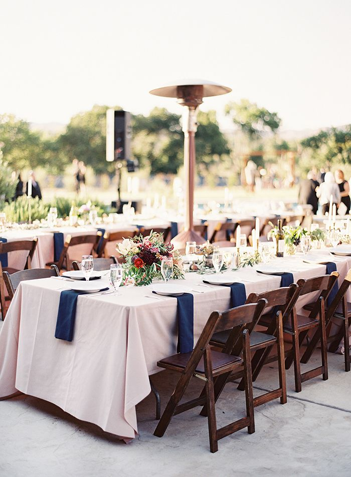 Elegant berry toned real wedding receptions ux ui for Wedding reception table linen ideas