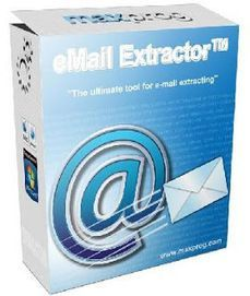 [GIVEAWAY] MaxProg eMail Extractor™ [The ultimate tool for e-mail extracting]     Recover in minutes all your customers e-mail addresses right from your mailboxes and contact files!     eMail extractor is a very powerful and reliable tool to extract e-mail addresses from all kind of text sources like your local files, plain text drops and the clipboard. eMail extractor is very fast, easy to use and multithread. It retrieves absolutely all valid e-mail addresses and generates an output file