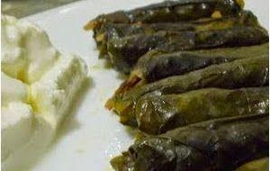 Antakya Yemekleri : Zeytinyağlı Zılk Dolması Tarifi