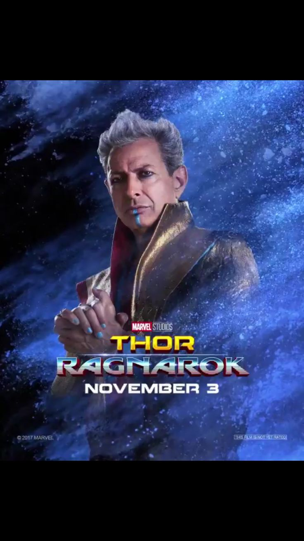 6 of 7 - Click through for the gif. - Thor on Twitter: Let the games begin. #Grandmaster #ThorRagnarok #Thorsday https://mobile.twitter.com/thorofficial/status/905891700257820672