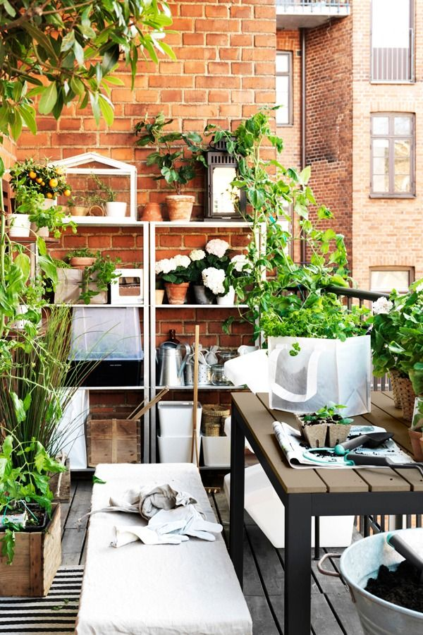 Find IKEA Outdoor Plant Pots, Plant Stands,