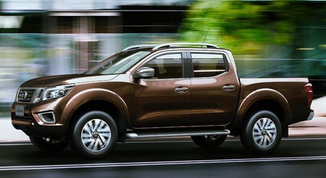Nissan Navara 2017 – Design, Colors, and Trims
