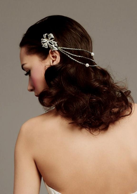 Jewell Hair: 144 Best Images About Bridal Veils/Headpieces On Pinterest