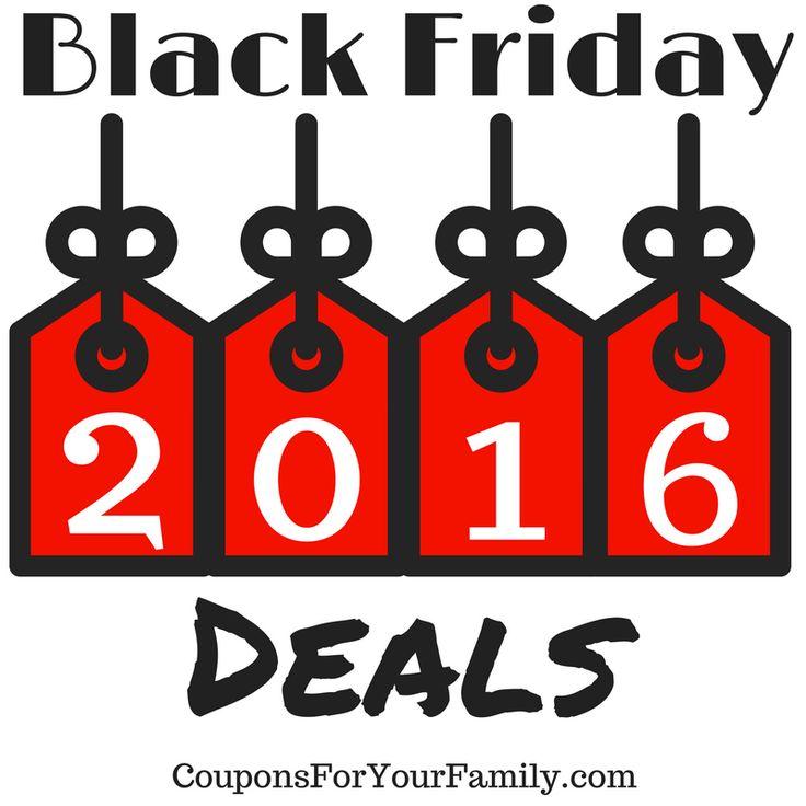 Black Friday Deals 2016!!
