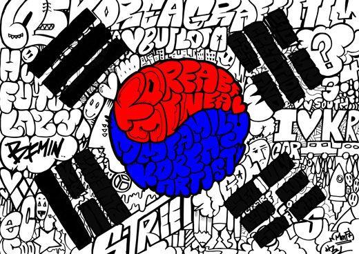 korea.  art by BFMIN [범민]