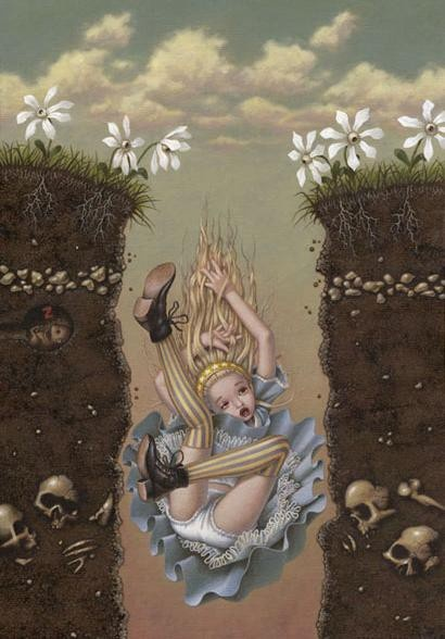 Alice . . . a breech birth?