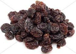 Le raisin sec un maximum d'antioxydants.