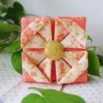 Оригами, как сделать из ткани