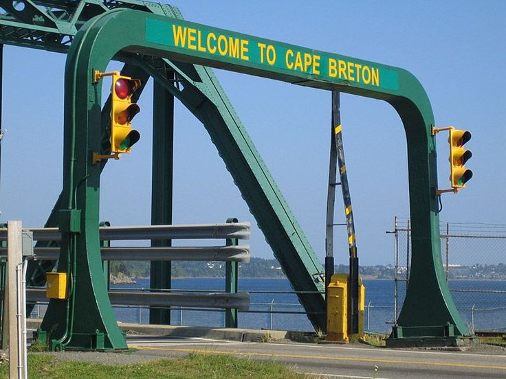 Welcome to Cape Breton